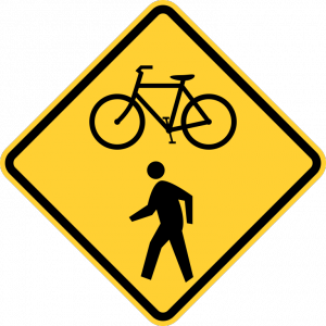 ped-bicycle-sign